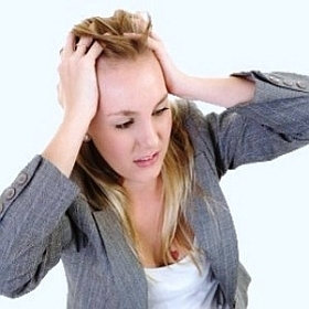alopecia caused stress