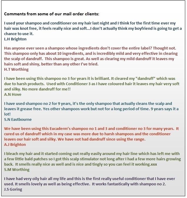 Alopecia Testimonails mail-order