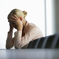 why does stress affect hair loss