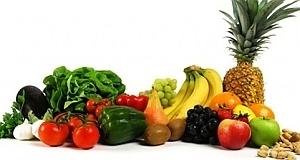 raw fruit and veg diet